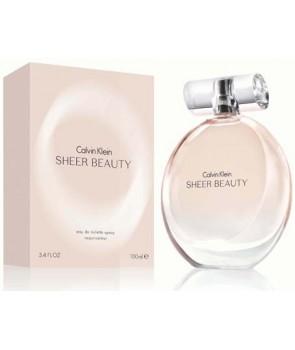 Sheer Beauty Calvin Klein for women